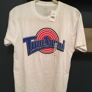 Other - NWT TUNE SQUAD MENS SIZE SMALL T SHIRT